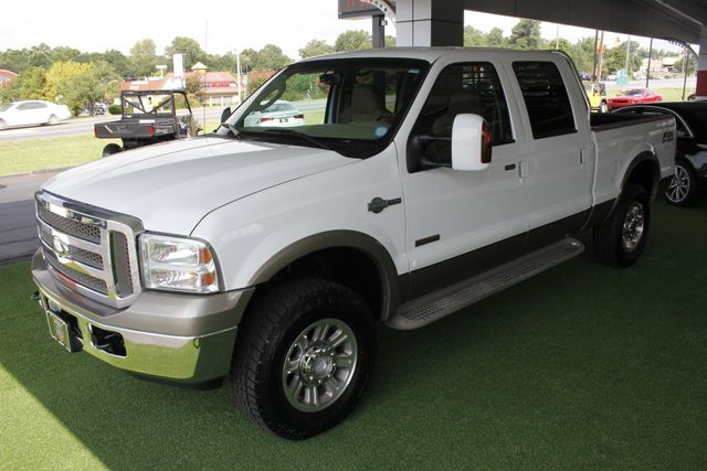 2007 Ford Super Duty F-250 King Ranch Crew Cab 4x4 FX4 - HEATED LEATHER! Mooresville , NC 24