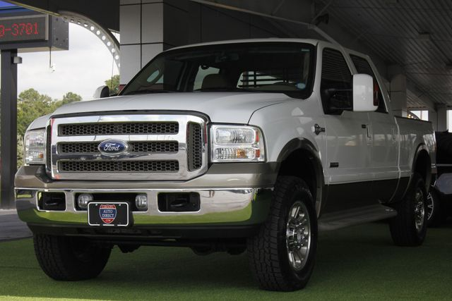 2007 Ford Super Duty F-250 King Ranch Crew Cab 4x4 FX4 - HEATED LEATHER! Mooresville , NC 28