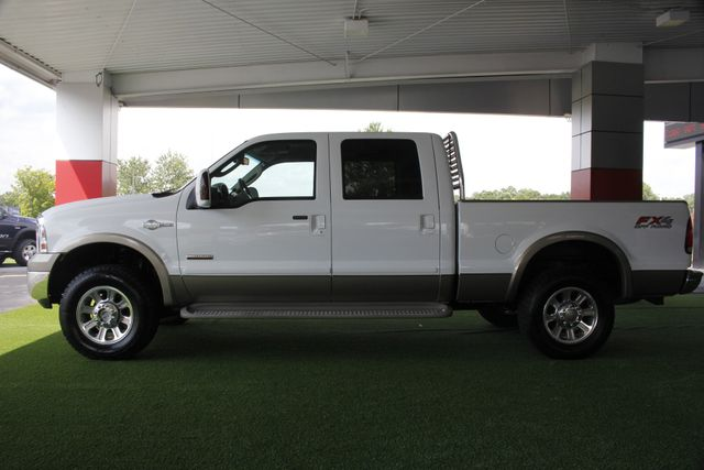 2007 Ford Super Duty F-250 King Ranch Crew Cab 4x4 FX4 - HEATED LEATHER! Mooresville , NC 14