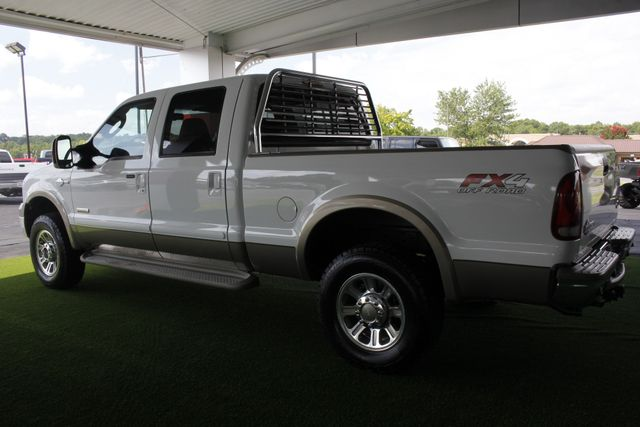 2007 Ford Super Duty F-250 King Ranch Crew Cab 4x4 FX4 - HEATED LEATHER! Mooresville , NC 26