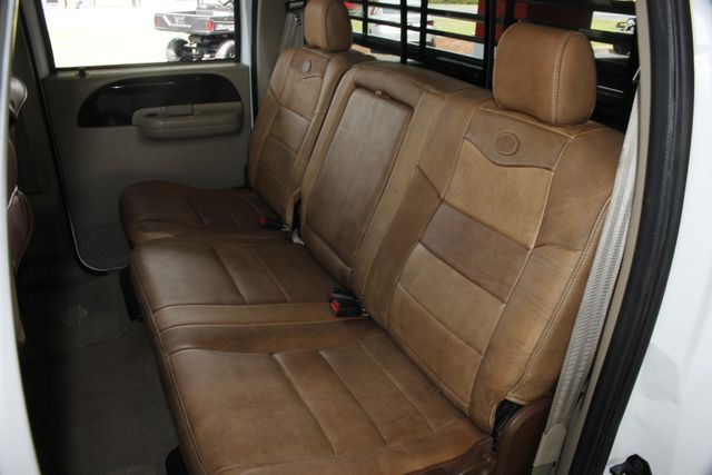 2007 Ford Super Duty F-250 King Ranch Crew Cab 4x4 FX4 - HEATED LEATHER! Mooresville , NC 10