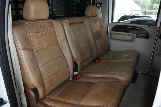 2007 Ford Super Duty F-250 King Ranch Crew Cab 4x4 FX4 - HEATED LEATHER! Mooresville , NC 11