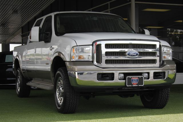 2007 Ford Super Duty F-250 King Ranch Crew Cab 4x4 FX4 - HEATED LEATHER! Mooresville , NC 27