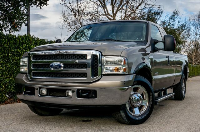 2007 Ford Super Duty F-250 Lariat Reseda, CA 2