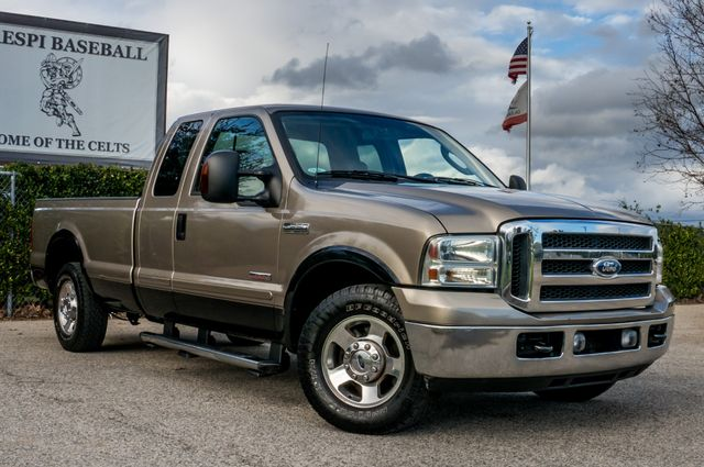 2007 Ford Super Duty F-250 Lariat Reseda, CA 3