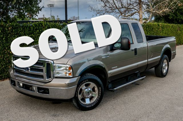 2007 Ford Super Duty F-250 Lariat Reseda, CA 0