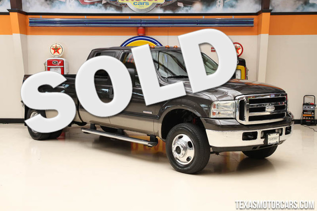 2007 Ford Super Duty F-350 Lariat This 2007 Ford Super Duty F-350 DRW Lariat is in great shape wit