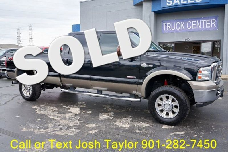 2007 Ford Super Duty F-350 SRW King Ranch | Memphis, TN | Mt Moriah Truck Center in Memphis TN
