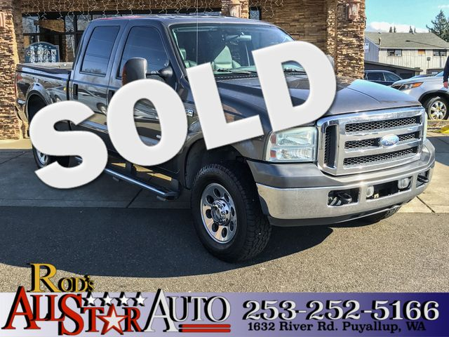 2007 Ford Super Duty F-350 XLT 4WD The CARFAX Buy Back Guarantee that comes with this vehicle mean