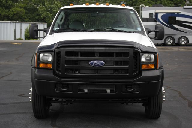 2007 Ford Super Duty F-450 DRW Crew Cab RWD - W/MANNING FLATBED Mooresville , NC 15