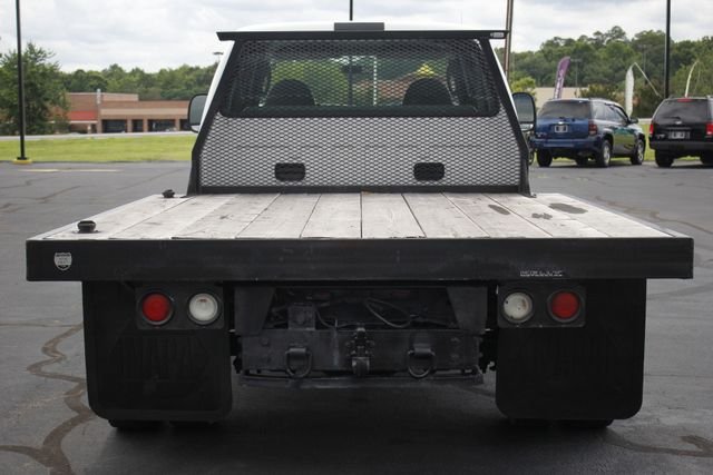 2007 Ford Super Duty F-450 DRW Crew Cab RWD - W/MANNING FLATBED Mooresville , NC 16