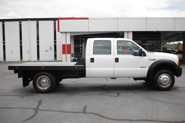 2007 Ford Super Duty F-450 DRW Crew Cab RWD - W/MANNING FLATBED Mooresville , NC 13