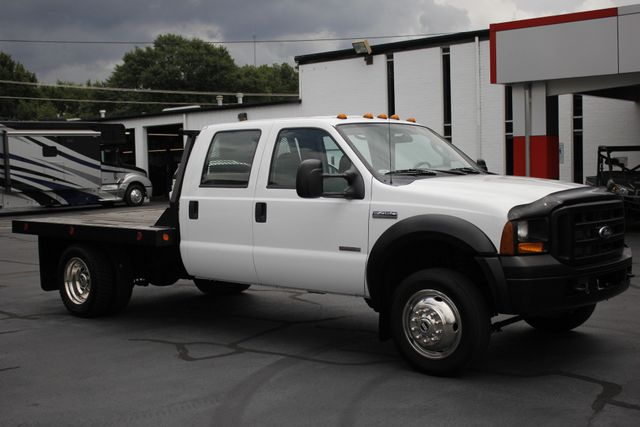 2007 Ford Super Duty F-450 DRW Crew Cab RWD - W/MANNING FLATBED Mooresville , NC 20