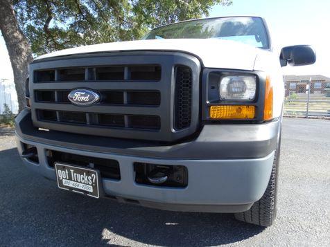 2007 Ford Super Duty F250 Reg Cab XL 6.0L Power Stroke Diesel | American Auto Brokers San Antonio, TX in San Antonio, Texas