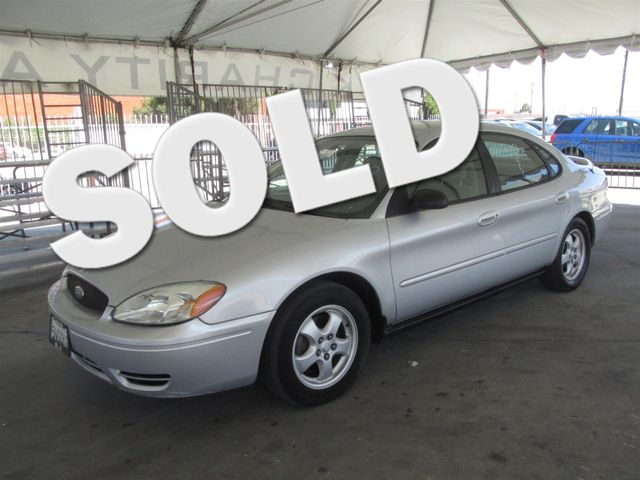 2007 Ford Taurus SE Please call or e-mail to check availability All of our vehicles are availab