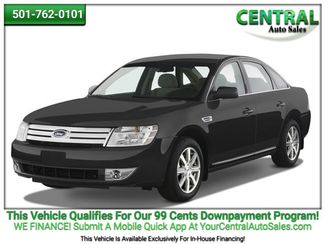 2007 Ford Taurus in Hot Springs AR