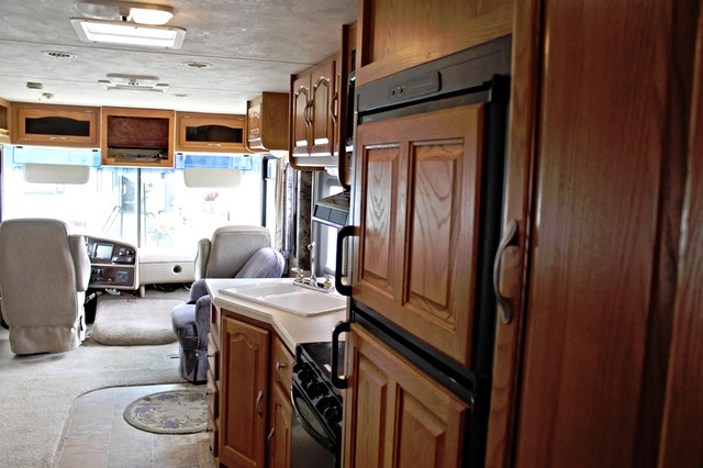 2007 Forest River Georgetown Bunk House SE350DS 2 slide 22k chassis San Antonio, Texas 40