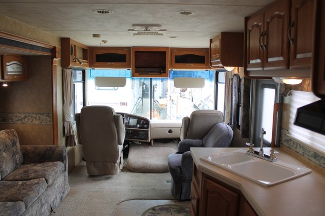 2007 Forest River Georgetown Bunk House SE350DS 2 slide 22k chassis San Antonio, Texas 41