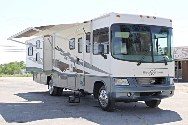 2007 Forest River Georgetown Bunk House SE350DS 2 slide 22k chassis San Antonio, Texas 18