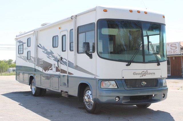 2007 Forest River Georgetown Bunk House SE350DS 2 slide 22k chassis San Antonio, Texas 64