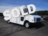 2007 Freight Liner M Line M Line Box Van.  Walk in  Box. Van. Memphis, Tennessee