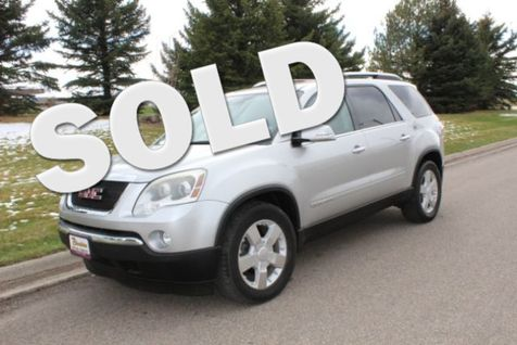 2007 GMC Acadia SLT in Great Falls, MT