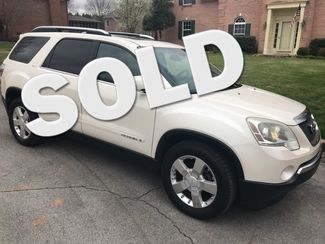2007 GMC Acadia SLT Knoxville, Tennessee 1
