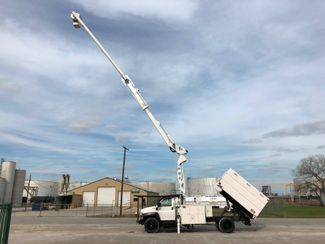 2007 GMC C7500 FORESTRY BUCKET TRUCK in Fort Worth, TX