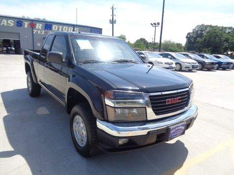 2007 GMC Canyon SLE1 in Houston