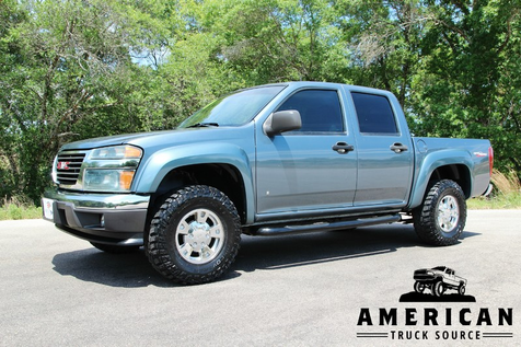 2007 GMC Canyon - 4x4 in Liberty Hill , TX