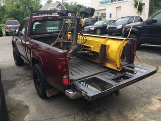2007 GMC Canyon SL With Plow  city MA  Baron Auto Sales  in West Springfield, MA