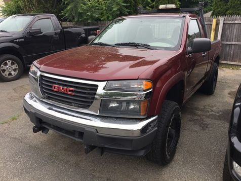 2007 GMC Canyon SL With Plow in West Springfield, MA