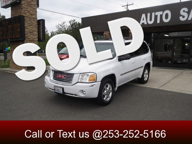 2007 GMC Envoy SLT The CARFAX Buy Back Guarantee that comes with this vehicle means that you can b
