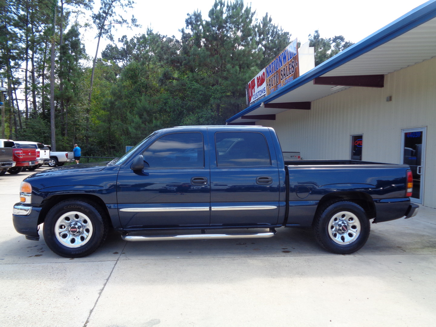 2007 gmc sierra 1500 classic crew cab city louisiana nationwide auto sales. Black Bedroom Furniture Sets. Home Design Ideas