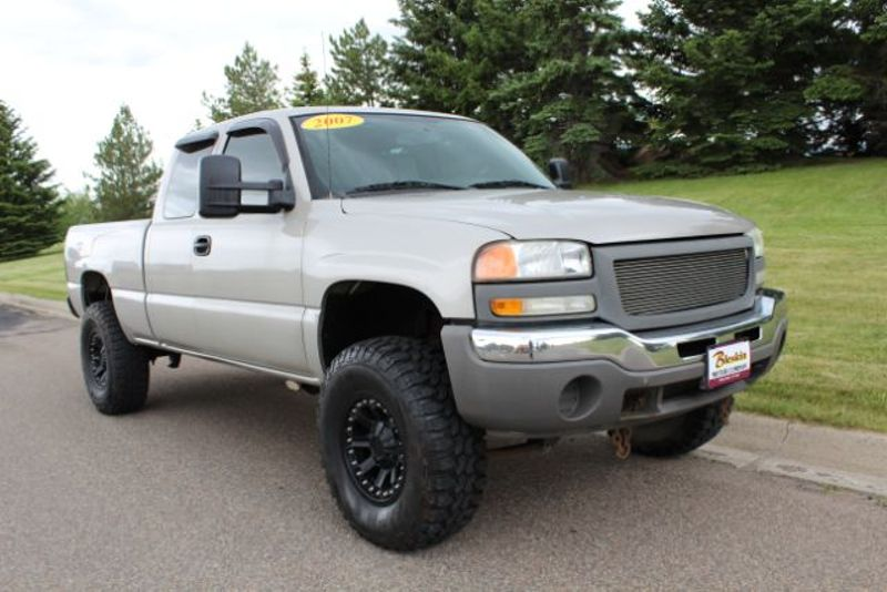 2007 GMC Sierra 1500 Classic Work Truck  city MT  Bleskin Motor Company   in Great Falls, MT
