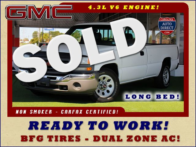 2007 GMC Sierra 1500 Classic REG CAB Long Bed RWD Mooresville , NC 0