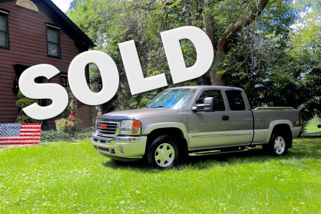 2007 GMC Sierra 1500 Classic SLE Nevada Edition  | Tallmadge, Ohio | Golden Rule Auto Sales in Tallmadge Ohio