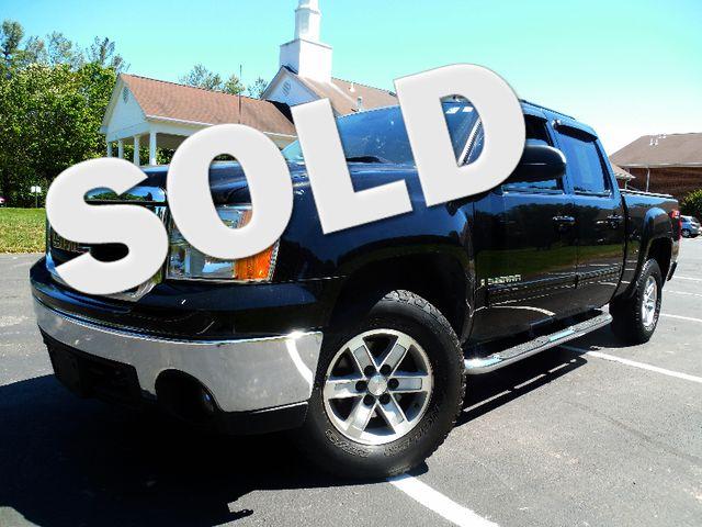 2007 GMC Sierra 1500 SLT Leesburg, Virginia 0