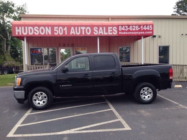 2007 GMC Sierra 1500 SLE1 | Myrtle Beach, South Carolina | Hudson Auto Sales in Myrtle Beach South Carolina