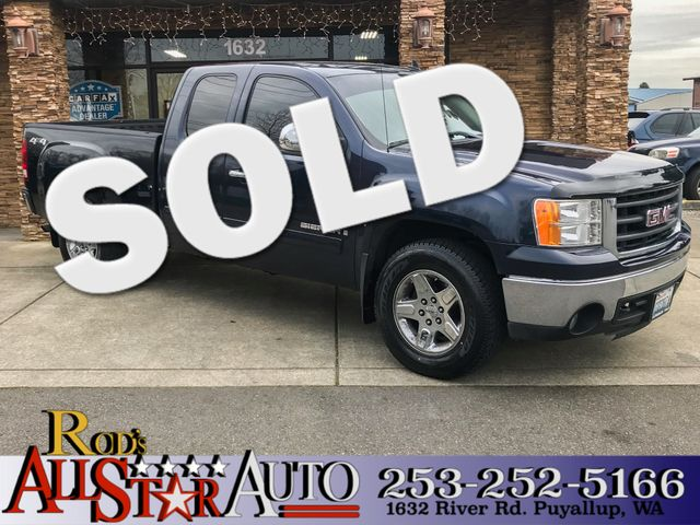 2007 GMC Sierra 1500 4WD The CARFAX Buy Back Guarantee that comes with this vehicle means that you