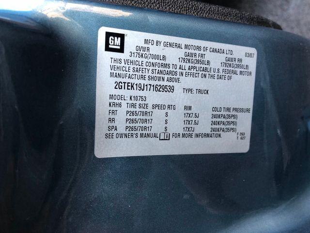 2007 GMC Sierra 1500 SLE1 Sterling, Virginia 32