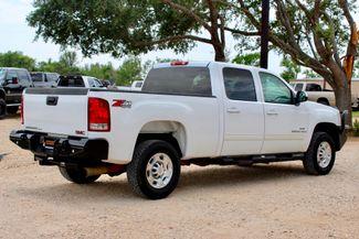 2007 GMC Sierra 2500 HD SLT Crew Cab 4X4 6.6L Duramax Diesel Allison Auto LOADED Sealy, Texas 11