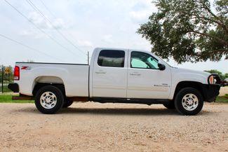 2007 GMC Sierra 2500 HD SLT Crew Cab 4X4 6.6L Duramax Diesel Allison Auto LOADED Sealy, Texas 12