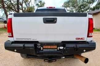 2007 GMC Sierra 2500 HD SLT Crew Cab 4X4 6.6L Duramax Diesel Allison Auto LOADED Sealy, Texas 17