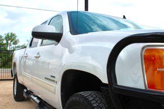 2007 GMC Sierra 2500 HD SLT Crew Cab 4X4 6.6L Duramax Diesel Allison Auto LOADED Sealy, Texas 2