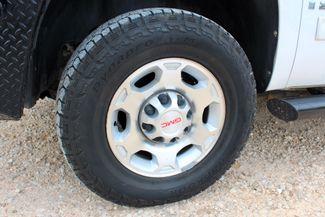 2007 GMC Sierra 2500 HD SLT Crew Cab 4X4 6.6L Duramax Diesel Allison Auto LOADED Sealy, Texas 24