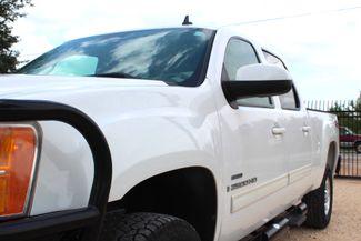 2007 GMC Sierra 2500 HD SLT Crew Cab 4X4 6.6L Duramax Diesel Allison Auto LOADED Sealy, Texas 4