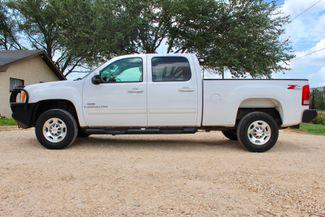 2007 GMC Sierra 2500 HD SLT Crew Cab 4X4 6.6L Duramax Diesel Allison Auto LOADED Sealy, Texas 6