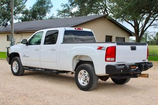 2007 GMC Sierra 2500 HD SLT Crew Cab 4X4 6.6L Duramax Diesel Allison Auto LOADED Sealy, Texas 7