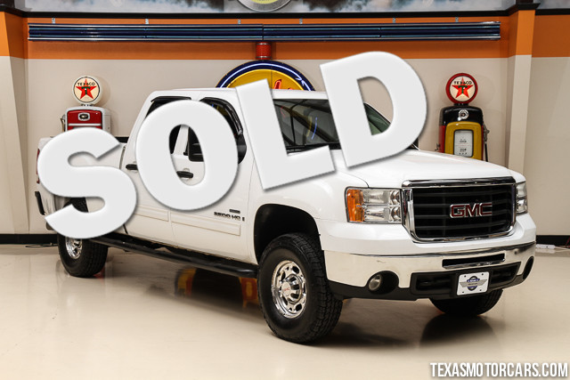 2007 GMC Sierra 2500HD SLE1 This Carfax 1-Owner 2007 GMC Sierra 2500 HD SLE1 is in great shape wit